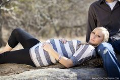 maternity photos like but don't cut off his head in the photo