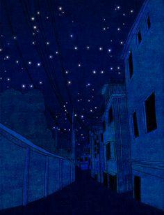 (GIF) Way Home, by Soulist Aurora (http://soulist-aurora.tumblr.com/post/30250339419)