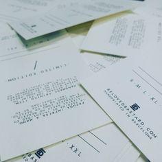 Handprinted, handwrited... handmade one by one 🙅💪💪💪 make it slow 💝 #serigrafia #screenprinting #handprinted #handwriting #slowfashion #apparel #calligraphy #drawing #slow #design #limitededition #artwork #barcelona #igersbcn #bcn #inkpen #respect #youngdesigner #fash_rev #fash_revspain #belovedbastard #conceptstore #limited #apparel #ilustracion #art #brand #label #marcasindependientes #mood #todaysmood