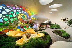 Nautilus house in Mexico.....17 Magical Cottages Taken Straight From A Fairy Tale   Bored Panda