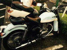 Akiko記者、実家保有のカワサキ・エストレヤ(ESTRELLA)がやってきた。 - LAWRENCE(ロレンス) - Motorcycle x Cars + α = Your Life.