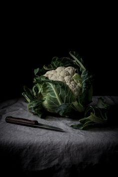 Cauliflower by xabilikeschocolate - Maite Paternain