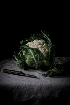 Cauliflower by xabilikeschocolate - Maite Paternain