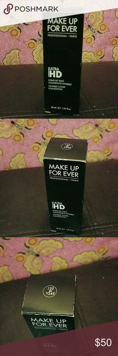 make up forever hd foundation 120 new and authentic Makeup Forever Makeup Foundation