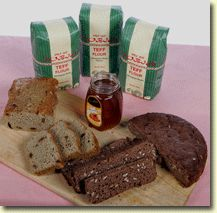 Tobia Teff - gluten free bread Naturally gluten free made from Teff grain - comes from Ethopia Teff Recipes, Gluten Free Recipes, Natural Health Magazine, Teff Flour, Good Enough To Eat, Free Food, Sandwiches, Bread, Diet