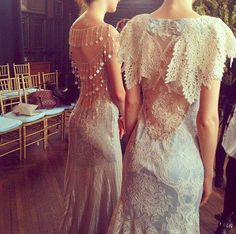 Claire Pettibone 2015 Fashion Show Wedding Sash, Wedding Gowns, Modest Wedding, Dream Wedding, Bridal Outfits, Bridal Gowns, Best Gowns, Couture 2015, Claire Pettibone