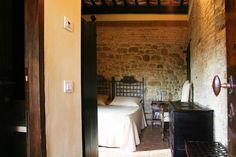 Superior Room La Postierla - view at the entrance
