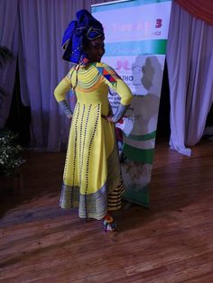 Xhosa Attire, African Attire, African Wear, African Women, African Dress, African Traditional Wedding, African Traditional Dresses, Traditional Fashion, Traditional Outfits