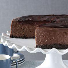 3D+Chocolate+Cheesecake! Making this tonight for Brandons Birthday Celebration tomorrow!