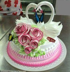 Tortas oara bodas