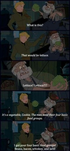 Hahaha! This movie is so under rated.
