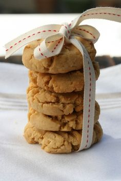 Perfect peanut butter cookies - Joy of Cooking.  Made these and they are the best, actually addictive!