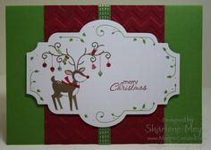 Christmas Card Caper  www.magpiecreates.com
