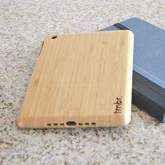 iPAD MINI CASE Wood - Wooden iPad Mini Bamboo Case, Wood iPad Mini Cover