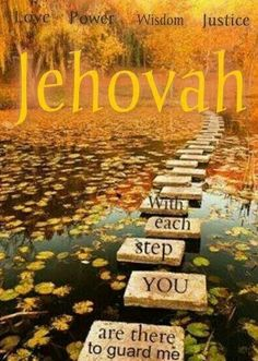 Jehovah's four main attributes: LOVE - 1 John 4:8 God is love JUSTICE - Deut 32:4 The Rock, perfect is his activity, For all his ways are justice. A God of faithfulness who is never unjust; Righteous and upright is he.. POWER - Isaiah 40:26 Because of his vast dynamic energy and his awe-inspiring power.. WISDOM - 1 Kings - 5:12 And Jehovah gave Sol′o·mon wisdom