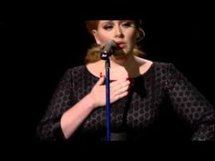 Adele...I Can't Make You Love Me