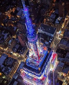 Empire State New-York City 2016