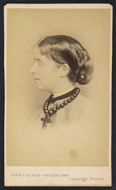 Adelaide Claxton, ca. mid-1860s | In the Swan's Shadow