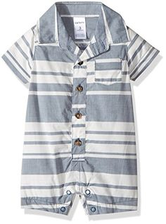 Carters Baby Boys 1 Pc 118h014 Blue 3M * Be sure to check out this awesome product.-It is an affiliate link to Amazon.