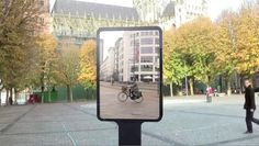 Urban Echo by LUSTlab. Now that we are familiar with being connected digitally, the physicality of our interactions becomes important again. The globalised communication systems we use everyday exist on a level above our tangible surroundings.