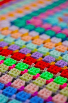 Saturated with bursts of bright colour, Sophie is new for 2014! If you're expecting this year or know someone who is, then this is a quick and easy blanket to hook . . . to gift or keep! Raid your ...