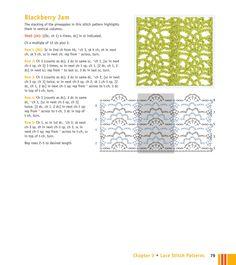 Blackberry Jam Crochet pattern