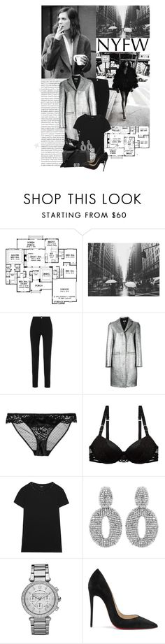 """""""Give you the power to believe again"""" by ithinkinblack ❤ liked on Polyvore featuring Oris, Givenchy, MSGM, STELLA McCARTNEY, Valentino, Oscar de la Renta, Michael Kors, Chanel and Christian Louboutin"""