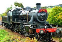 46512 Ivatt 2MT 2-6-0 - Keith & Dufftown Railway (The Whisky Line)