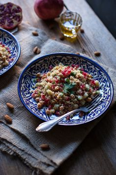 COUSCOUS WITH CHICKP