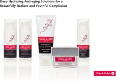 The official website of Hada Labo Tokyo Visit us, right now.  #hadalabo #antiaging #beauty