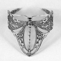 René Lalique. Dragonfly Ring 1900