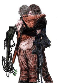 Daryl Dixon & Carol