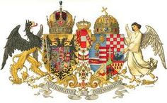 Austria-Hungary, also known as the Dual Monarchy or K. Monarchy, was a dual-monarchic union state, that existed for 51 years in Central Europe. Hungary History, Kaiser Franz Josef, Grand Prince, Austrian Empire, Historia Universal, Prague Castle, Austro Hungarian, Chivalry, Family Crest