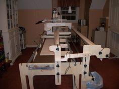 My mean quilting machine!!