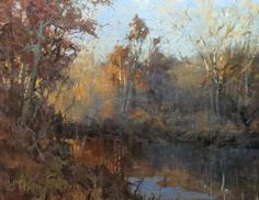Roger Dale Brown | Autumn along the river