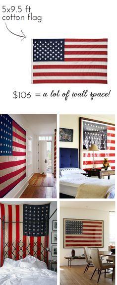 Deal Alert: Huge American Flag - Emily A. Clark