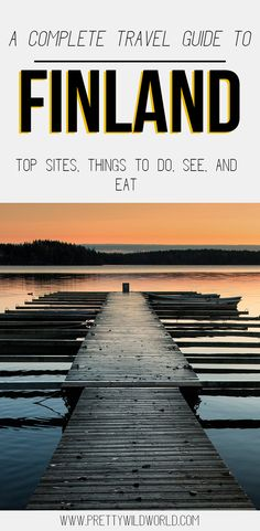 Are you going on a trip to Finland soon? Check out this first-timers guide to Finland including when is the best time to visit Finland, how to travel to Finland, where to stay in Finland, Finland points of interest, things to do in Finland, what to eat in Finland, what to see in Finland, and where to go in Finland. Save this Finland travel guide for later read! #Finland #FinlandTravel #Travel #Europe