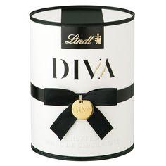 Lindt Diva Şampanyalı Exclusive Truffle Çikolata Topları...