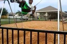 Swing fail.