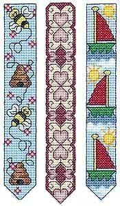 Cross Stitch Bookmar