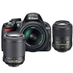 Nikon D3100 bundle savings!