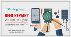Need Repair?  We can help you! Visit Here: https://bit.ly/2MaPovv  Call Us: 96505 03873 #Togofogo #PhoneRepair