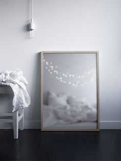 Price before: 770 kr Price now: 500 kr / You may say I´m a dreamer, but I´m not the only one. I hope someday you´ll join us. Slow Living, Home And Living, Paper Dimensions, One And Only, Perfect Place, The Dreamers, Colours, The Originals, Bedroom