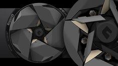 Automotive Rims, Automotive Design, Car Design Sketch, Car Sketch, Future Concept Cars, Rims And Tires, Car Drawings, Car Wheels, Bike Design