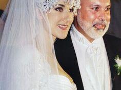 December 17 1994 Celine Dion Marries Rene Angelil At Notre Dame Basillica The Wedding