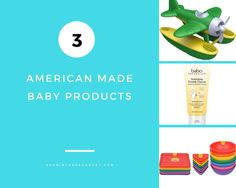Green Toys, Baby Products, American Made, Chart, Play, How To Make, Babies Stuff