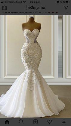 Dream Wedding Dresses, Bridal Dresses, Bridesmaid Dresses, Prom Dresses, Wedding Styles, Wedding Ideas, Wedding Looks, Wedding Attire, Dream Dress