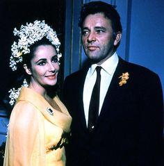 結婚8回の美女、エリザベス・テイラー(Elizabeth Taylor)の結婚式 | belle in wonderland