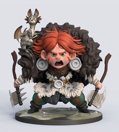 Vikingboy, Jonas Vandeputte on ArtStation at https://www.artstation.com/artwork/JOa40