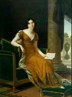 Baronne Elizabeth Alexandrovna Stroganoff (1755-1830)- Robert Jacques Lefèvre
